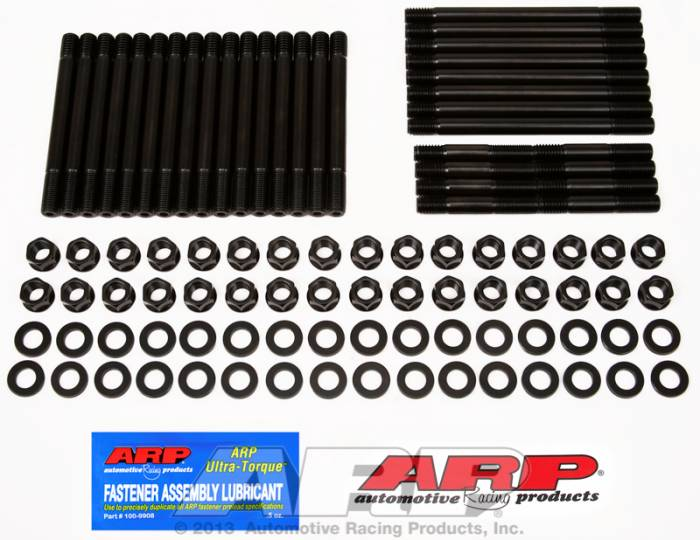 ARP - ARP2354113 -  ARP Head Stud Kit- Chevy Big Block-With Gen V , Dart Or Afr Heads - 6 Point Nuts