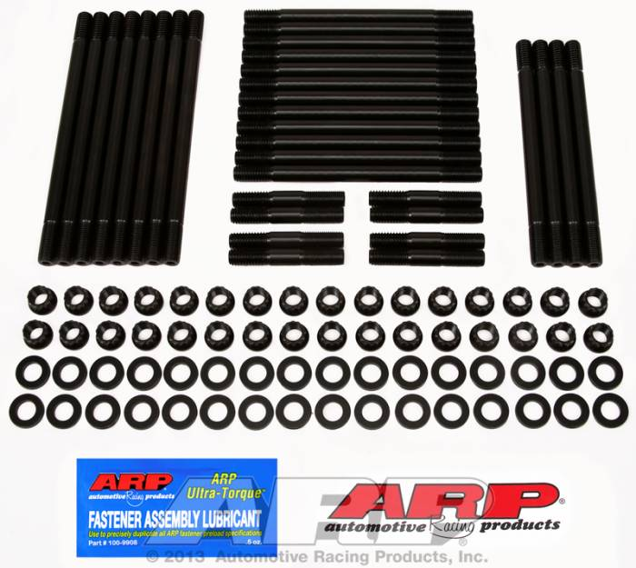 ARP - ARP2354312 - ARP Head Stud Kit- Chevy Big Block-With Dart Big Chief - 12 Point Nuts