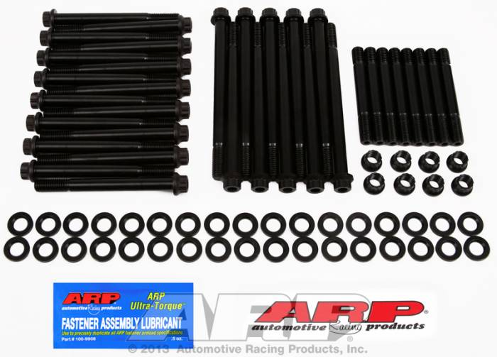 ARP - ARP1453901 - ARP Head Bolt Kit- Chrysler 1964-1971 426  Hemi & Also New 2001 On Hemi Crate Engine,High Performance Series  - 6 Point Head