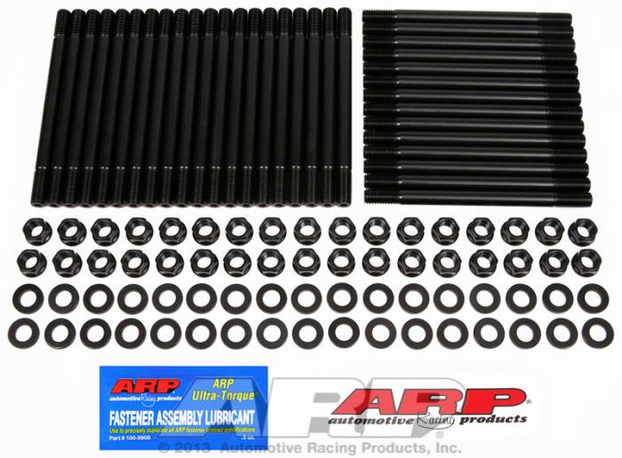 ARP - ARP1504069 -ARP Head Stud Kit- Ford Internaitional 6.9L Diesel  - 6 Point Nuts