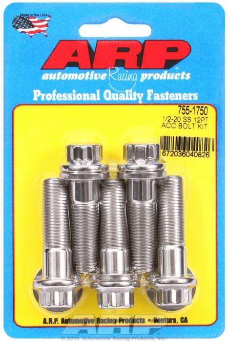ARP - ARP7551750 - 12PT SS BOLTS