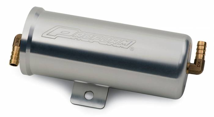 Proform - 69528 - Natural Billet Aluminum Radiator Overflow Canister, 6.75??Ñ Tall, and 3??Ñ Diameter