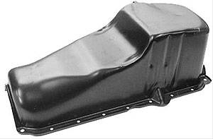 GM (General Motors) - 10066039 - Replacement GM Oil Pan For 10067353 Universal 350 Engine