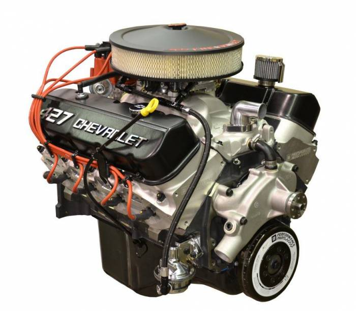 PACE Performance - GMP-19166393-X - Pace Prepped & Primed BBC ZZ427 505HP Crate Engine
