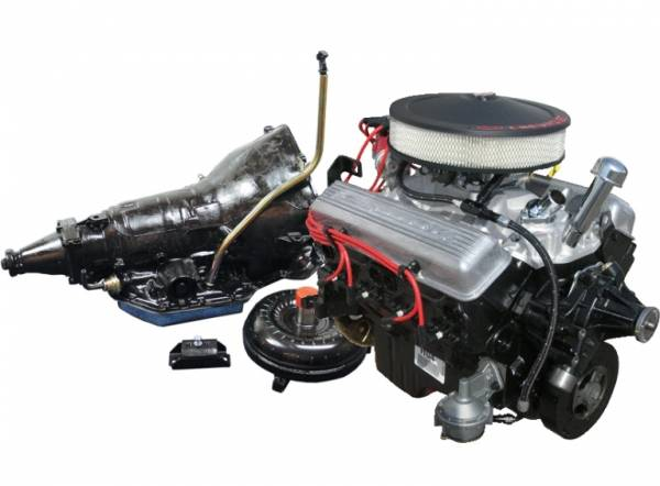 Small Block Chevy Engine & Transmission Combo Packages