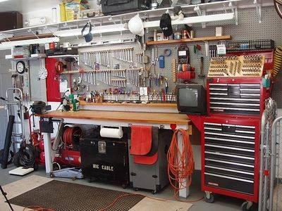 Shop Equipment & Tools