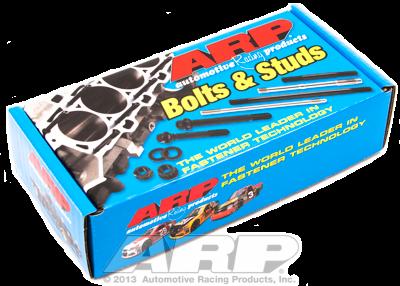 "ARP - ARP4341101 - ARP Header Bolt Kit - Sbc/Ls Series, 1/4"" Wide Header Flange - M8- .984"" Uhl, Stainless Steel, Hex Head, Qty. - 12"
