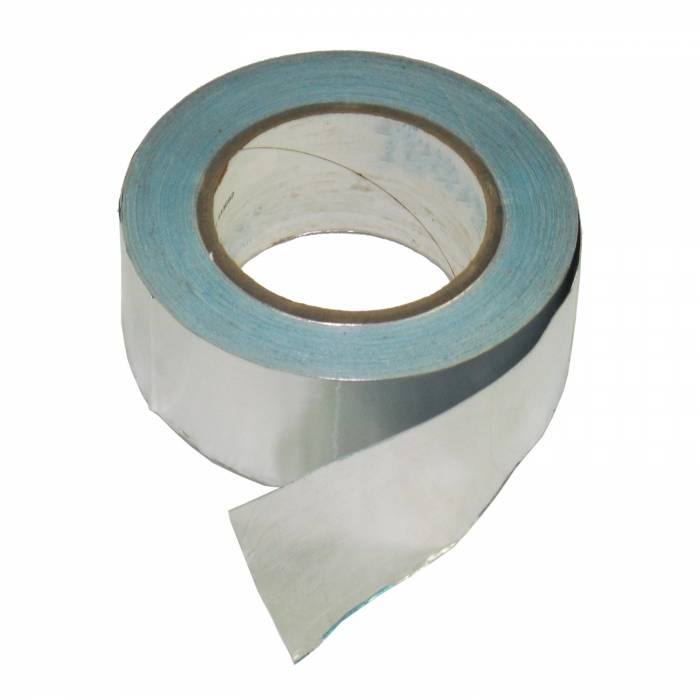 "Heatshield Products - HSP340211 - CFT Cool Foil Adhesive Tape - 2"" Wide X 150' Long"