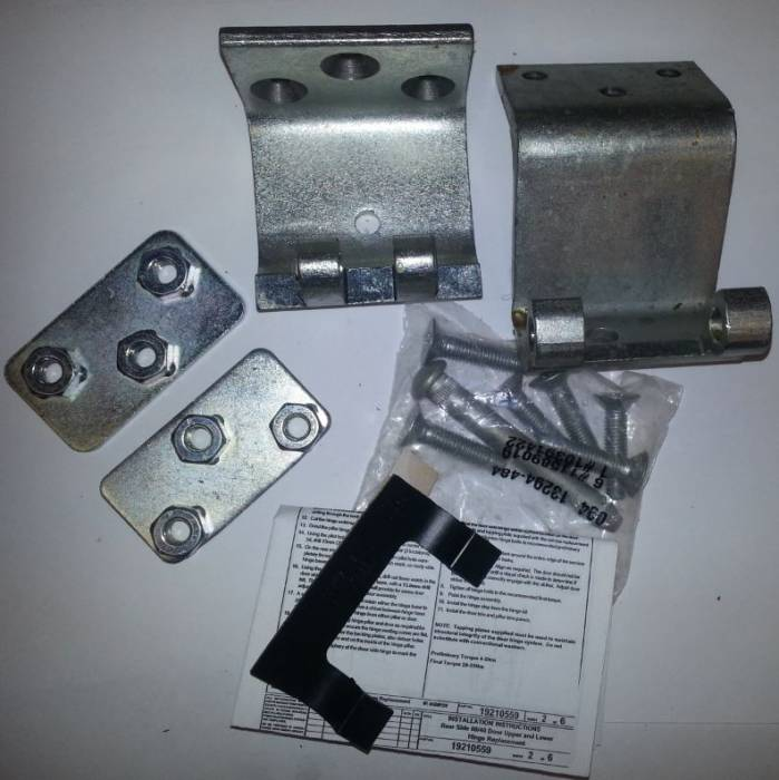 GM (General Motors) - 19257343 - HINGE KIT