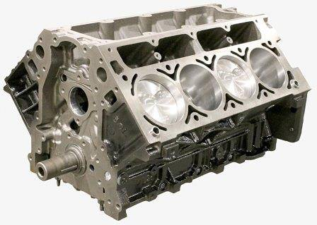 Blue Print - PSLS4270 - BluePrint LS 427 Forged Short Block Engine 58X Reluctor