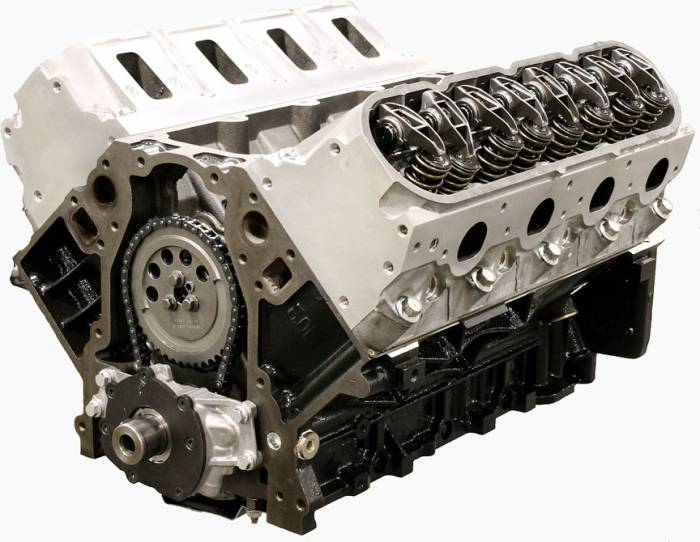 Blue Print - BPLS4080C - LS 6.0L 408 Stroker  570HP Long Block Performance Engine