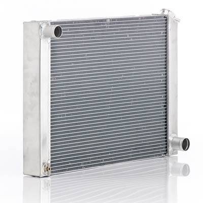Be Cool Radiator - BCI12165 - Be Cool Aluminator Direct Fit Radiator, 300HP, Automatic Transmission, 80-83 Fairmont, 83-86 LTD, 79-93 Mustang, 80-88 Thunderbird, 79-93 Capri, 80-88 Cougar