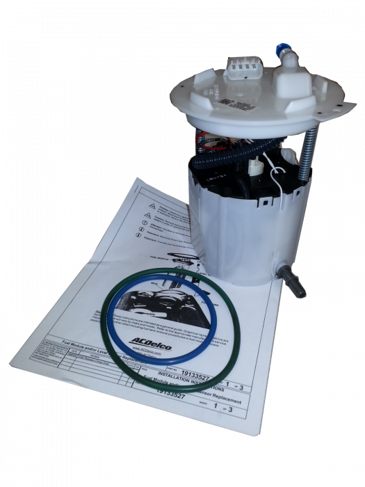 GM (General Motors) - 13592337 - Electric Fuel Pump Module Kit, Without Fuel Level Sen