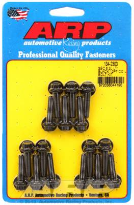 ARP - ARP1342303 - Chevrolet LT1 6.2L small block, 12pt, Black Oxide, Coil Bracket Bolt Kit