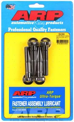 ARP - ARP1502505 - Ford 6.0 & 6.4L Powerstroke Diesel Harmonic Balancer Bolt Kit, 19mm, M12 x 1.25 Thread, 2.425 UHL
