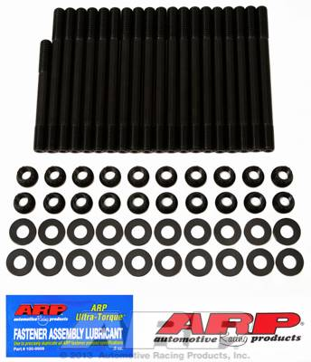 ARP - ARP2344342 - Chevrolet LT1 6.2L small block Head Stud Kit, ARP2000 Series, without 8mm Corner Bolts, 12 Point Nuts