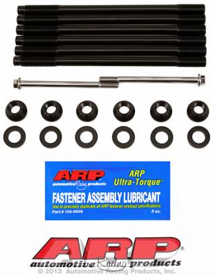 ARP - ARP2884701 - Polaris RZR 1000, ARP2000, black oxide Head Stud Kit