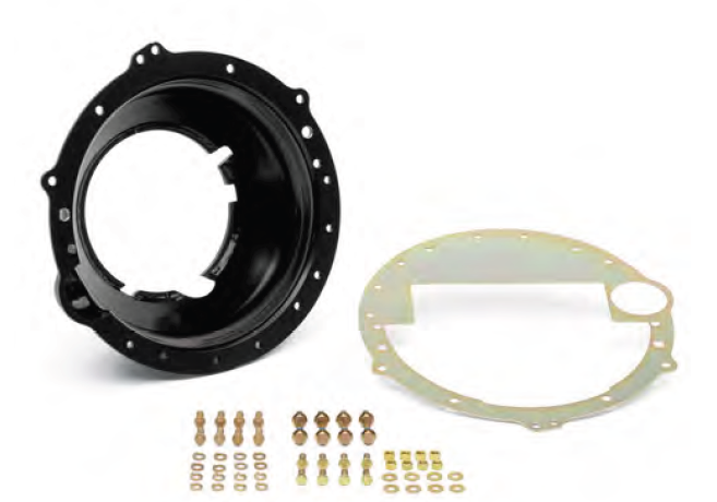 Chevrolet Performance Parts - 19331080 - CPP Tremec T56 6 Speed  Installation Kit for LS 6-bolt crank Engines