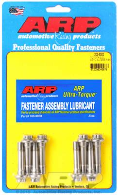 ARP - ARP2036302 - ARP Toyota (4U-GSE) 2.0L DOHC Connecting Rod Bolt Kit, Pro Series