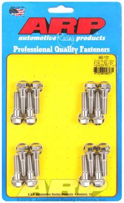 ARP - ARP4401101 - ARP Header Bolt Kit, Chrysler 5.7/6.1L Hemi, M8, 1.181 UHL, Stainless Steel, Hex Head, 16 per Pack