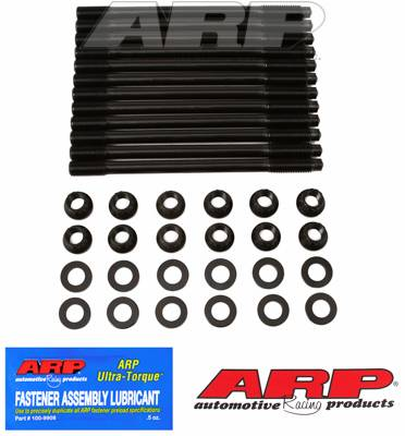 ARP - ARP2514703 - ARP Cylinder Head Stud Kit, Ford B5254 5-cylinder 2.5L, 2000 Series, 12 Point Nut, U/C Studs