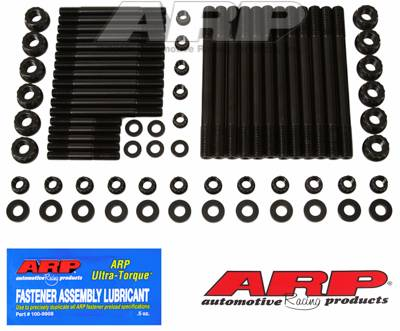 ARP - ARP2195802 - ARP Main Stud Kit, Volvo 2.5L (B5254) DOHC 5-cyl (1999 & earlier), 4-Bolt,  ARP2000 Series