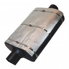 "Heatshield Products - HSP177102 - Heatshield Products Muffler Armor - 14"" x 20"" x 1/4"" Thick, 2 Pack"