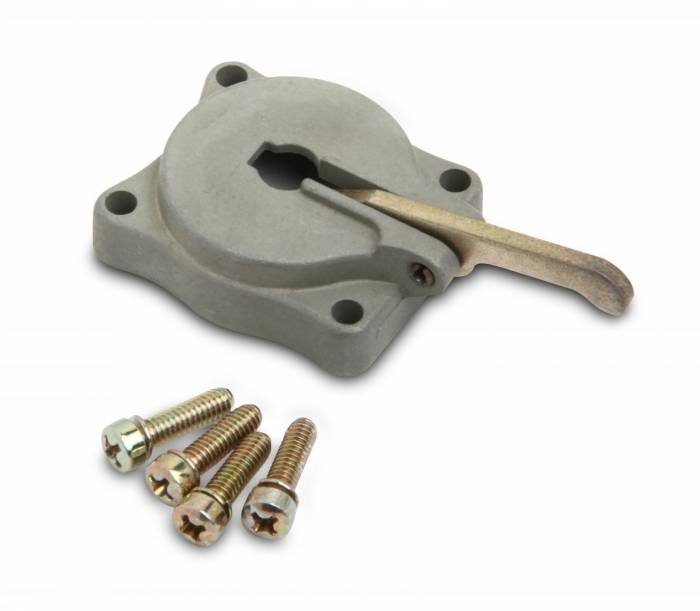 Holley Performance - HLY26-140 - Holley 50cc Accelerator Pump Cover, Standard Finish