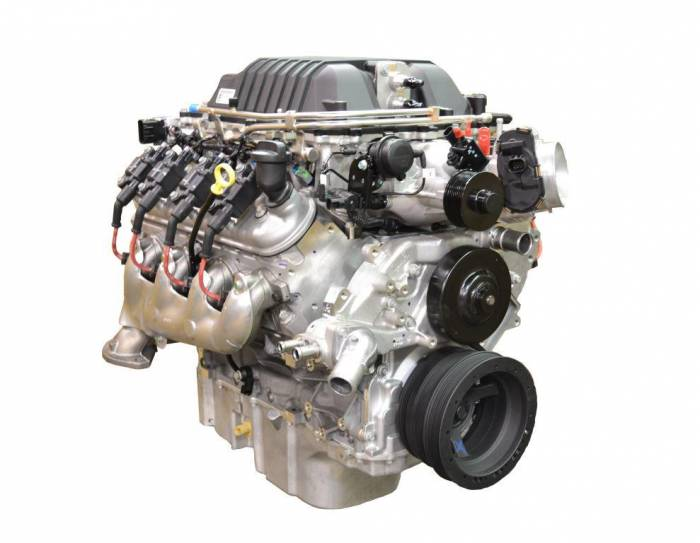 Chevrolet Performance Parts - 19331507 - CPP LSA 6.2L 580 HP Supercharged Crate Engine
