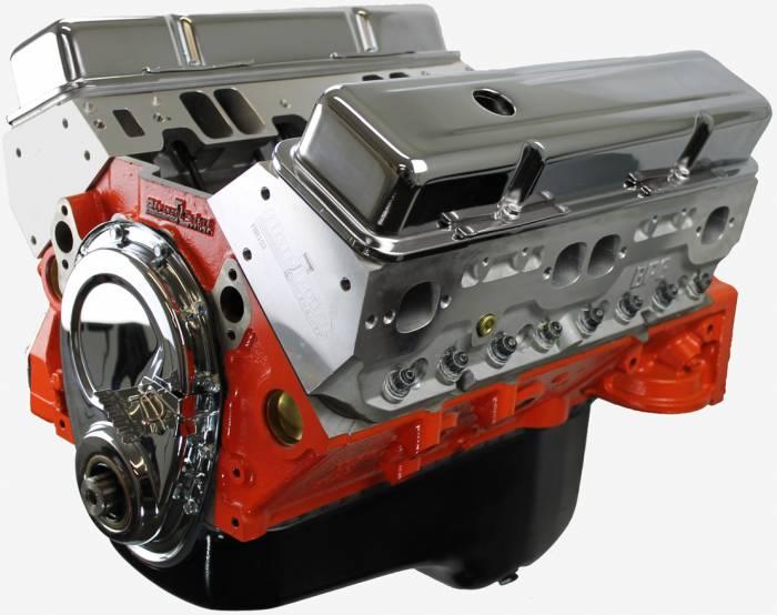 Blue Print - BP4001CT1 - BluePrint SBC 400/460HP Long Block Crate Engine