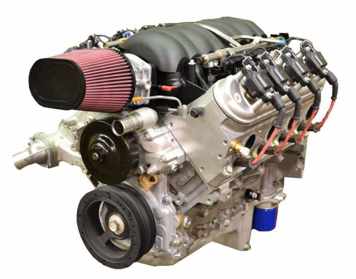 PACE Performance - PSLS4271CT-FX  - Pace LS3 427 590HP Crate Engine with Controller