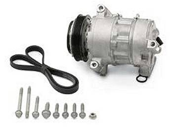 Chevrolet Performance Parts - 19332591 - LT4 Accessory Drive System A/C Add-on Kit
