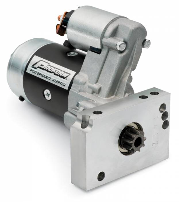 Proform - 66258 - Chevy V6, Small Block and Big Block V8 High-Torque Starter, Heavy Duty 12V 2.0 Motor, 11:1 Compression