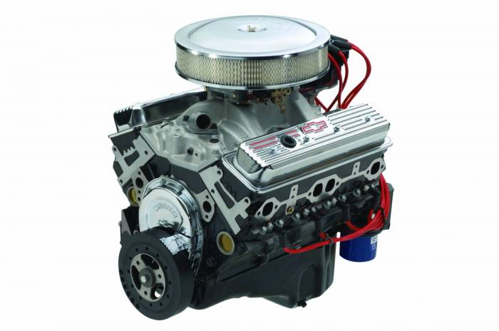 Chevrolet Performance Parts - 19210008 - GM 350CID 330 HP Deluxe Crate Engine