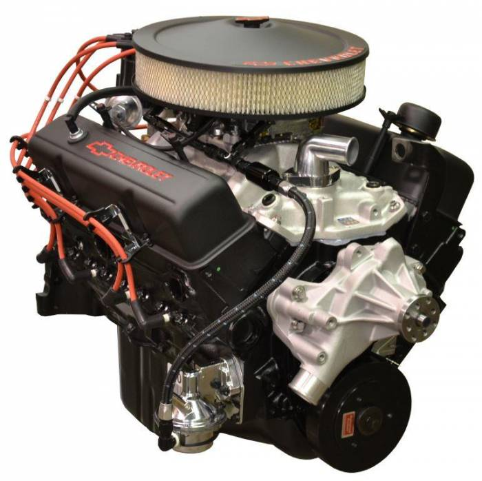PACE Performance - GMP-12499529-2FX -  Pace Fuel Injected 350/290HP Turnkey Crate Engine with Black Trim