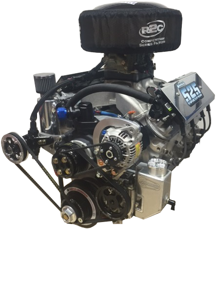 "PACE Performance - GMP-525358-MX Pace ""Game Changer CT525"" Dirt Car 358 Modified Engine Package"