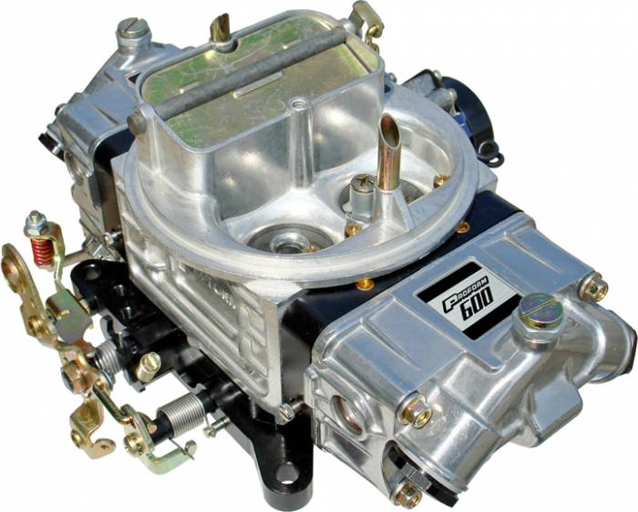 Proform - 67211 - Proform 600 CFM Street Carburetor With Electric Choke, Mechanical Secondary