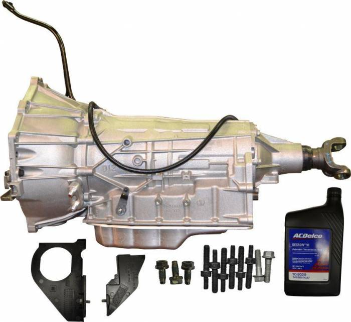 PACE Performance - GMP-LS6L80E - Pace Performance 6L80E 6-Speed Automatic Transmission Package for GM LS Engines