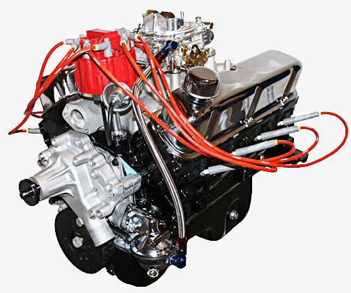 Blue Print - BP3472CTC - BluePrint Engines Ford 347CID 330HP Deluxe Turnkey Crate Engine