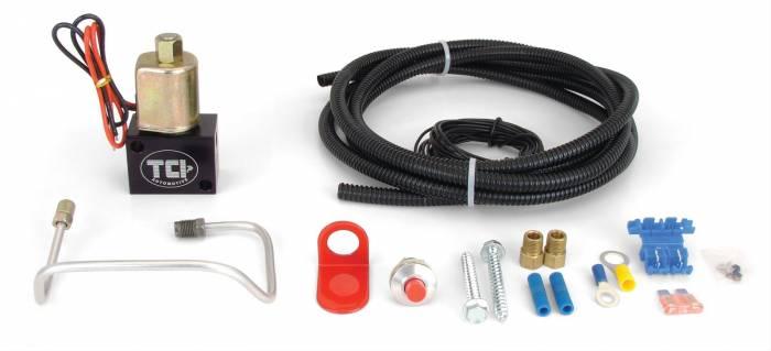 TCI Transmission - TCI861735 -2010-2013 Camaro Rollstop-Line Lock