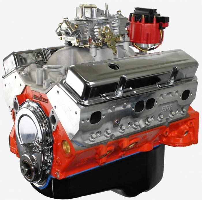 Blue Print - BP38318CTC1 - BluePrint SBC 377CID 436HP Brand New Crate Engine