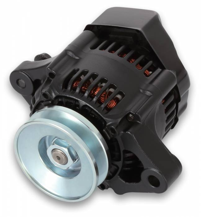 Proform - 66432 - 1-Wire Mini Alternator, 50 AMP, Black Crinkle