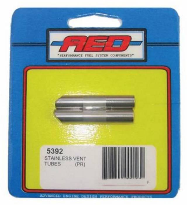 AED Performance - AED-5391 - AED Vent Tubes 1.250 in. length.