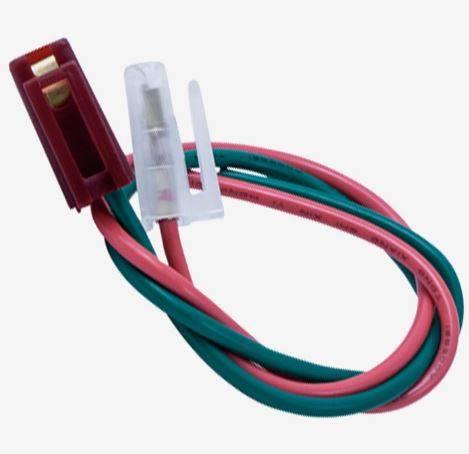 TSP - TSP-JM6500CB - HEI Pigtail - Connector, HEI Distributor Power & Tachometer