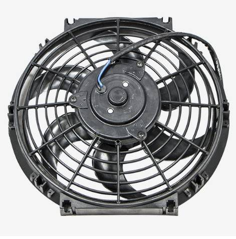 TSP - TSP-HC6102 S-Blade Electric Fan - 10 in. 620 CFM Pusher/Puller