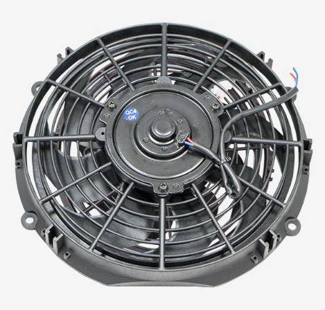 TSP - TSP-HC7102, Pro Series, S-Blade Electric Fan - 10 in. 650 CFM Pusher/Puller