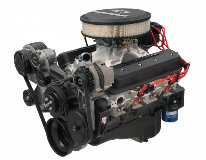 Chevrolet Performance Parts - 19351533 - Chevrolet Performance ZZ6 Turn-Key Crate Engine