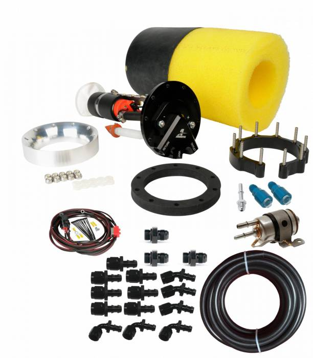 PACE Performance - PAC-18688 - Pace Performance Phantom In Tank EFI Fuel Pump Package