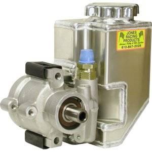 Jones Racing Products - JRP-PS-9008-AL-AR - Aluminum Power Steering Pump with Tank