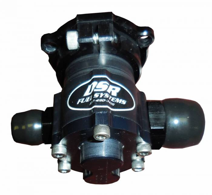PACE Performance - PAC-1001DSR - Sprint Car Fuel Pump